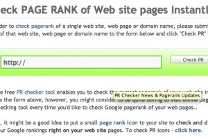 Top 3 Google PR Checkers – SEO Tool